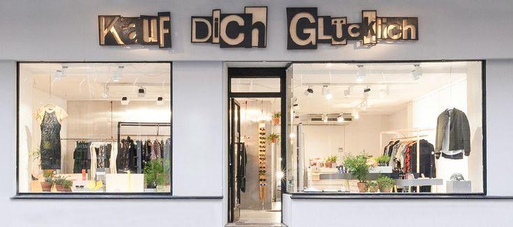 Unsere Concept Stores   KAUF DICH GLÜCKLICH