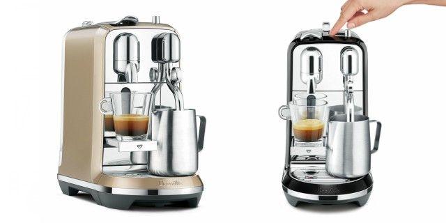 Breville Nespresso Creatista Espresso & Coffee Maker $230 Off + Free Shipping!