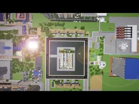 Building a real Australian city in Minecraft - Techly