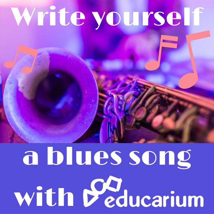 Jak uczyć się angielskiego nieco inaczej? Coś zwłaszcza dla lubiących muzykę ;) http://www.educarium.pl/index.php/twa-improwizacja-menu-zabawy-53/427-blues-writeasong.html