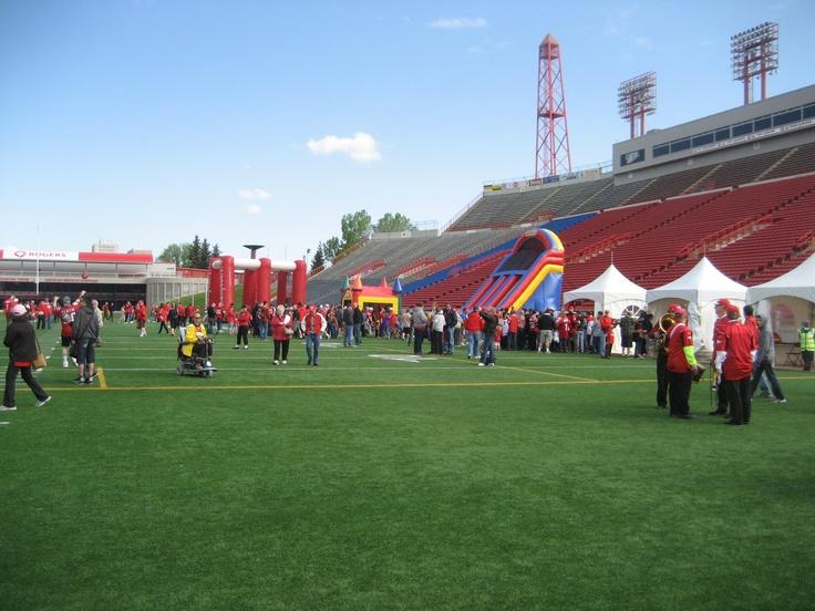 Fan Day 2012