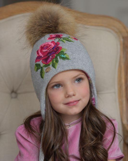 Зимние шапочки для детей  cce183ef02fdd