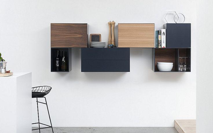 Pastoe - Pastoe : Joost Selectie - Vision & Boxes keuken JS. Design: Pierre Mazairac, Studio Pastoe, Karel Boonzaaijer - 2015