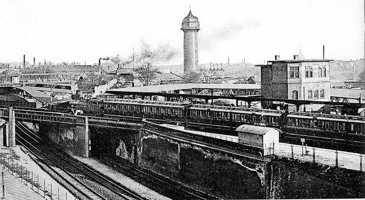 1926 Bahnhof Berlin-Ostkreuz