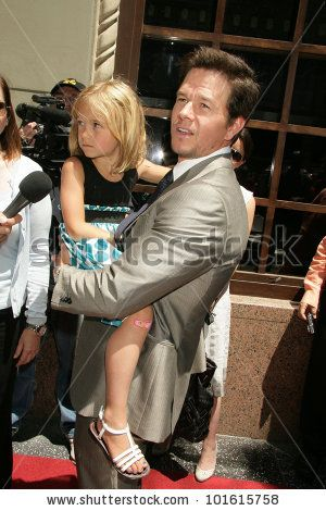 Mark and his daughter mark wahlberg pinterest