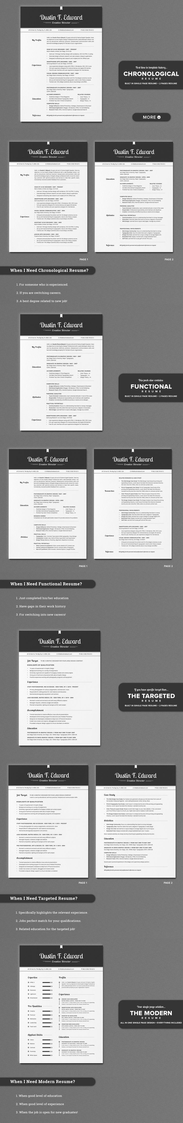 Cosmetology Resume%0A All in One Elegant Resume CV Pack