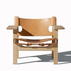 Borge Mogensen Spanish Chair - Great Dane