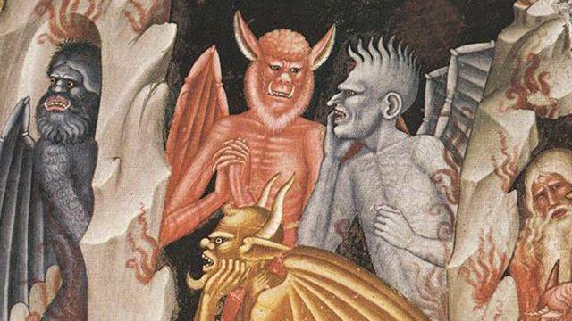 Pin On Demons The Devil