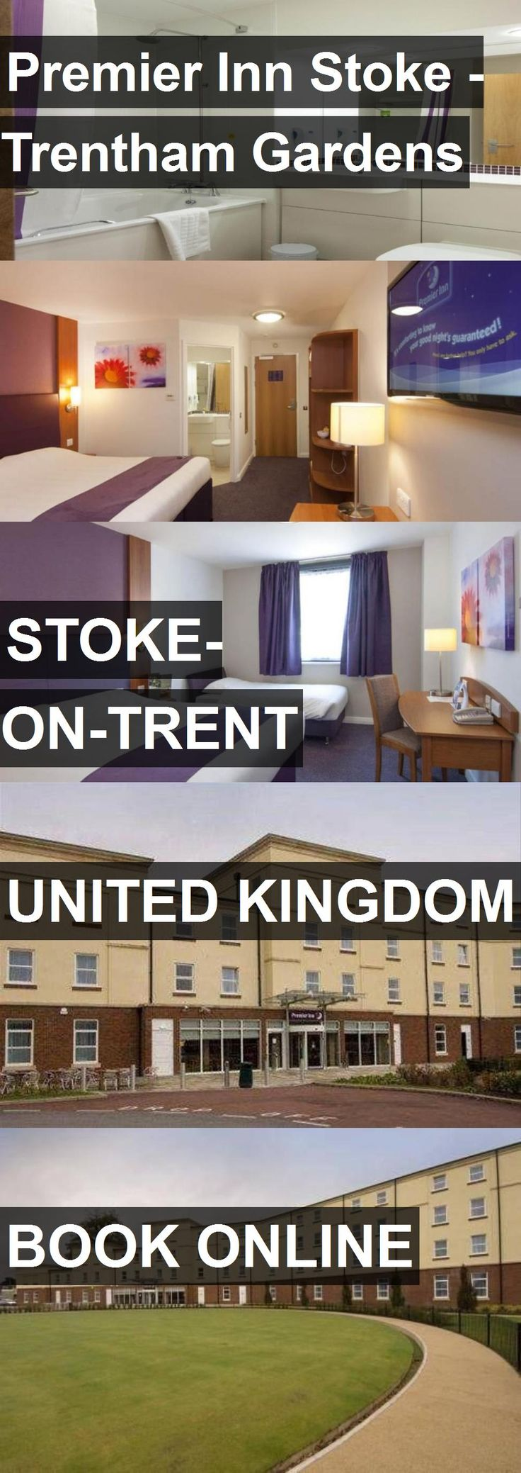 Hotel Premier Inn Stoke - Trentham Gardens in Stoke-On-Trent, United Kingdom. For more information, photos, reviews and best prices please follow the link. #UnitedKingdom #Stoke-On-Trent #PremierInnStoke-TrenthamGardens #hotel #travel #vacation