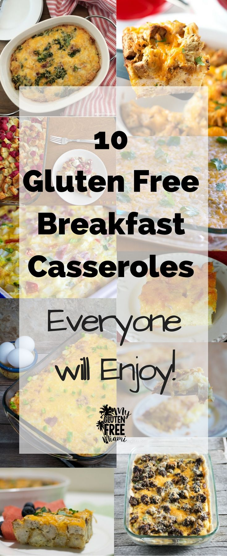 10 Gluten Free Breakfast Casseroles Everyone Will Love