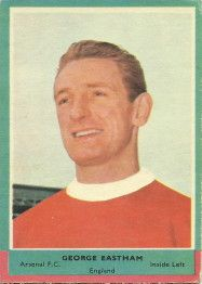 1. George Eastham  Arsenal
