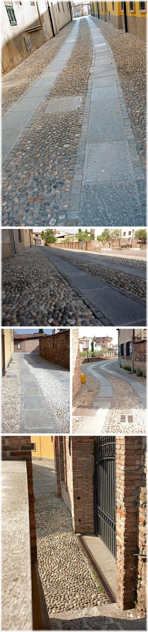 #pebbles #floor