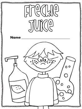 Image Result For Freckle Juice Reading Activities Reading Activities Freckle Juice Guided Reading