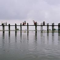 Amarapura, Mandalay, Myanmar (Burma)