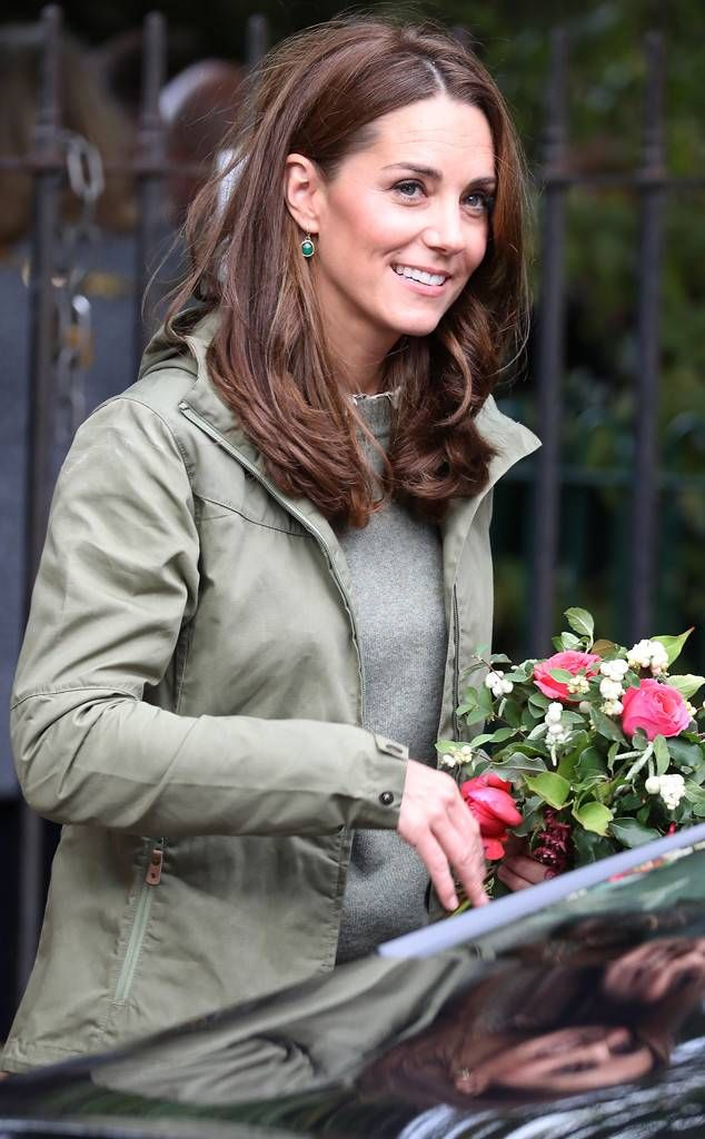 906ccd321f1f Kate Middleton Is Back From Maternity Leave With a Fresh Haircut ...