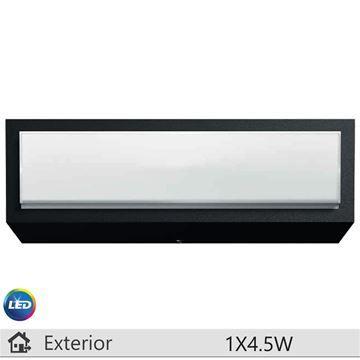 Aplica LED exterior Philips Stratosphere antracit 1x4.5W http://www.etbm.ro/iluminat-decorativ-exterior