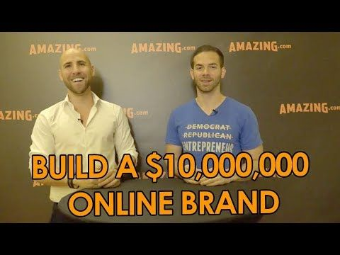 How To Build A $10000000 Online Brand On Amazon | Ryan Moran Stefan James from Project Life Mastery reveals his very best strategies to mastering and living life fully; everything from how to be motivated his secrets to success how to make money online making passive income online how to change your beliefs and mindset being healthy and physically fit