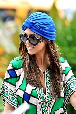 sunnies and turban