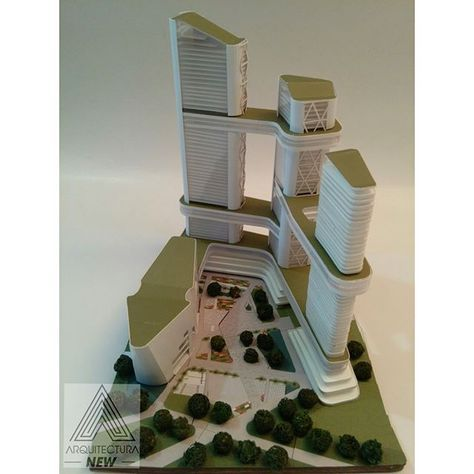 Instagram photo by arquitecturanew - Trabajo de grado / renovación urbana sabana grande 2017-20127 / tutor :Juan Manuel García / arquitecto : @barbarasg8 / #arquitecturanew
