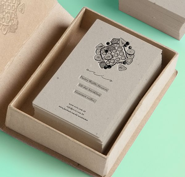 228 Best Design - Name Card Images On Pinterest | Business Card