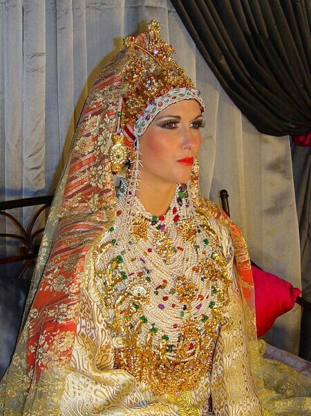 Moroccan culture dating