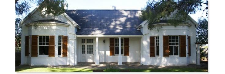 Our Karoo Home