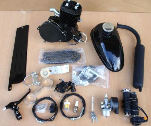 80cc Bicycle Motor Kit | eBay