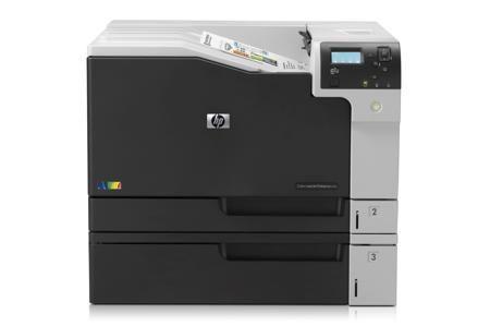 HP HP Color LaserJet Enterprise M750n  — 181760 руб. —  Максимальная нагрузка - 120000, Емкость лотка ручной подачи - 100, Подача бумаги - 850, Вывод бумаги - 300, Типы печатных носителей - глянцевая бумага, Типы печатных носителей - карточки, Типы печатных носителей - конверты, Типы печатных носителей - матовая бумага, Типы печатных носителей - пленки, Минимальная плотность бумаги - 60, Максимальная плотность бумаги - 220, Высота - 46.5, Ширина - 54.4, Глубина - 58.6, Вес - 52.4, Уровень…