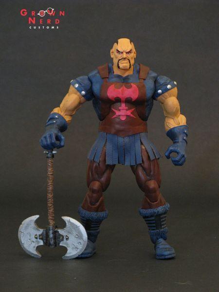 Executioner Skurge Custom Action Figure