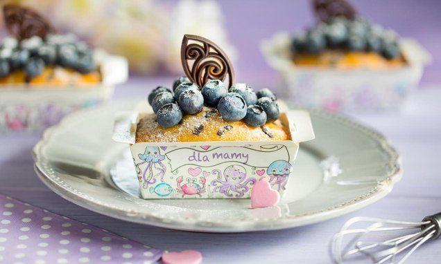 Przepis Na Babeczki Junior Chef Z Borowka Rezept Kuchen Dr Oetker Kleine Kuchen Kuchen Rezepte