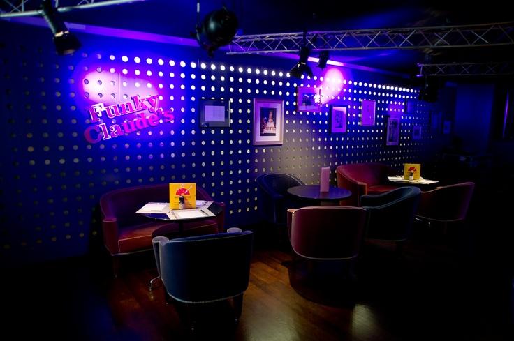 Funky Claude's Lounge    Montreux Jazz Café Geneva © 2012 FFJM - ArnaudDERIB