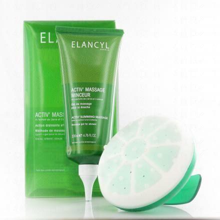 Le gant de massage ergonomique et le gel douche compris dans ce coffret minceur vous offriront une méthode de massage professionnelle à la maison. La combinaison des deux vous permettra de drainer et stimuler votre organisme, tout en raffermissant votre corps.