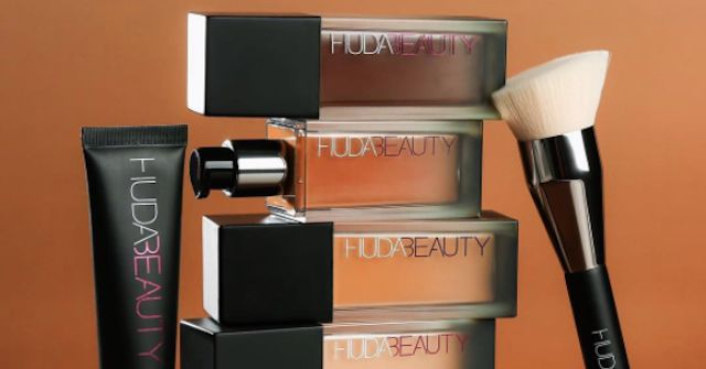 Huda Beauty Is Launching a New Foundation, and It Has a 30,000 Person Wait List  ||  This popular makeup brand is launching its debut foundation formula, and it has already garnered a 30,000 person waitlist. Get all the details, here. http://www.byrdie.com/huda-beauty-foundation