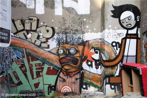 !.: Graffiti Street Art 3D, Street Artists, Global Street, Urban Art, Mondays Mornings, Art 3D Chalk, Posts, Monday Morning, Chalk Art