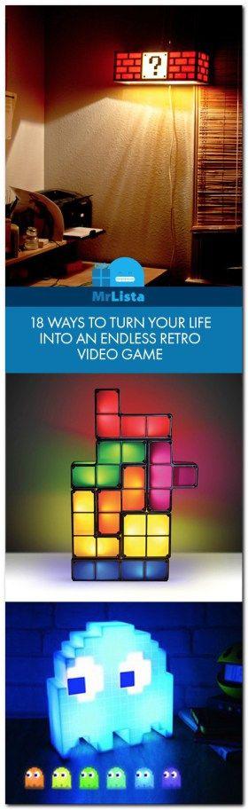 Interior Design Ideas for Gamers (67)