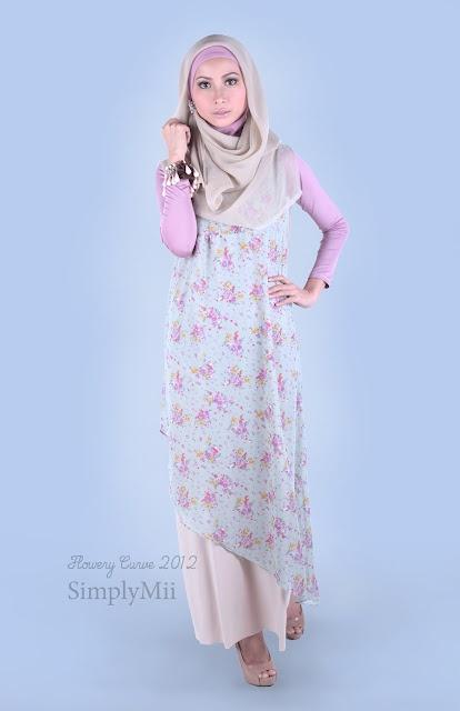 SimplyMii - Sofie Curve Dress - IDR 235.000