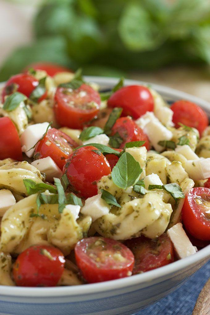 ... tortellini salad, Cheese tortellini salad and Tortellini pasta salads