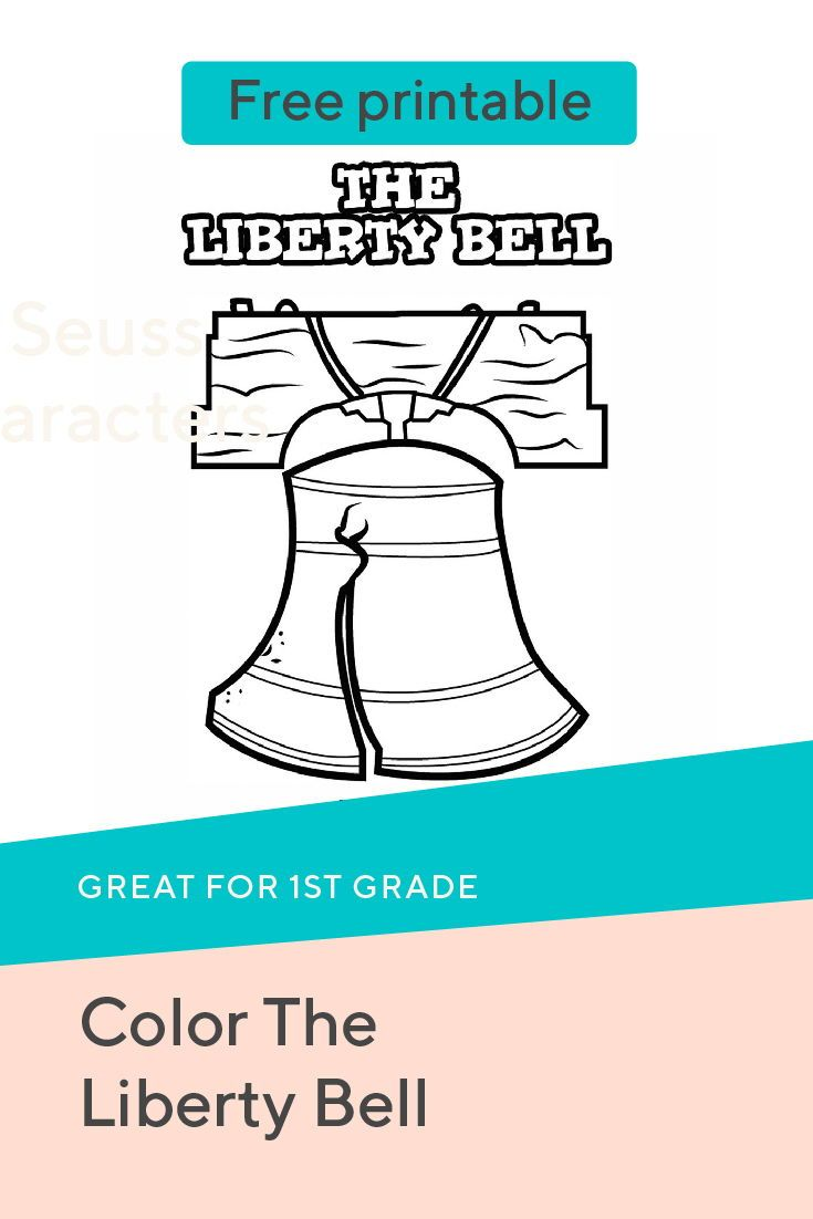 The Liberty Bell Kindergarten Lessons Kindergarten Lesson Plans