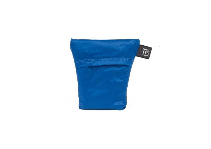 Tom Bihn Pocket Travel Pillow --  Designed as a travel pillow case, just pack with soft clothing to convert to a travel pillow. The case is made from ultralight sleeping bag fabric, an uncoated and breathable 20d Nylon Ripstop material. Packs down real small and light, only 12 grams (0.4 ounces), when not in use.