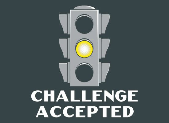 Yep :)Lights, Red, The Challenges, Funny, Yellow, Challenge Accepted, Challenges Accepted, True Stories, Cameras