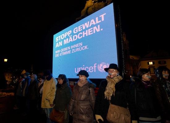 STREUPLAN | Wir sind BTL.: UNICEF am Tag der Menschenrechte unterstützt