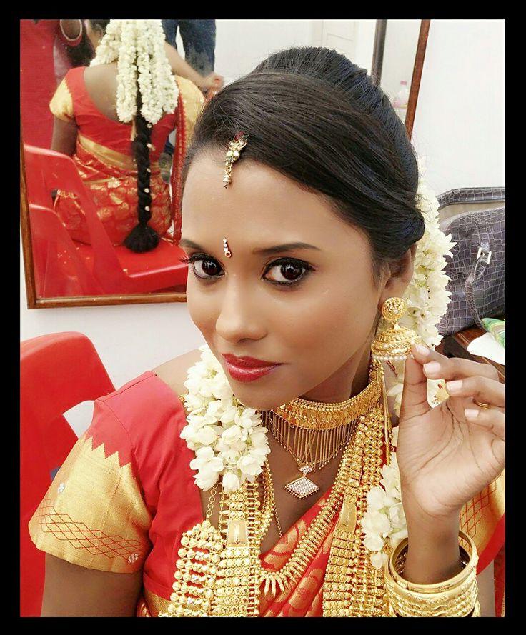 #Indian wedding #kerala wedding #kerala bride #wedding #south Indian bride #makeup #makeup # ...