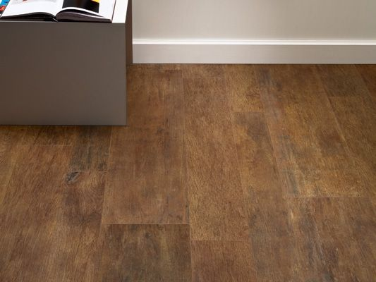 Porcelain stoneware wall/floor tiles with wood effect LEGNI HIGH-TECH Rovere Reale by ARIOSTEA