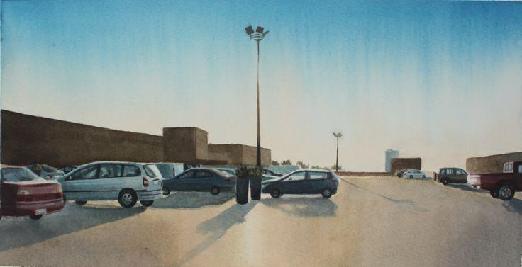 Carmen Carreño- Estacionamiento