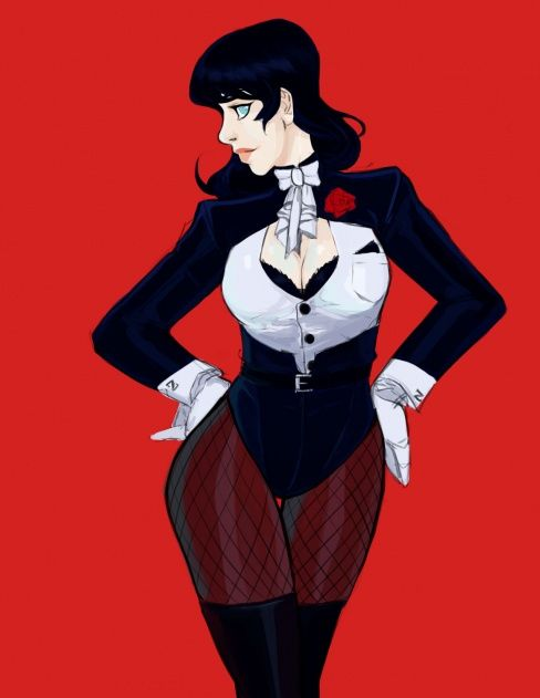 young justice meet zatanna images