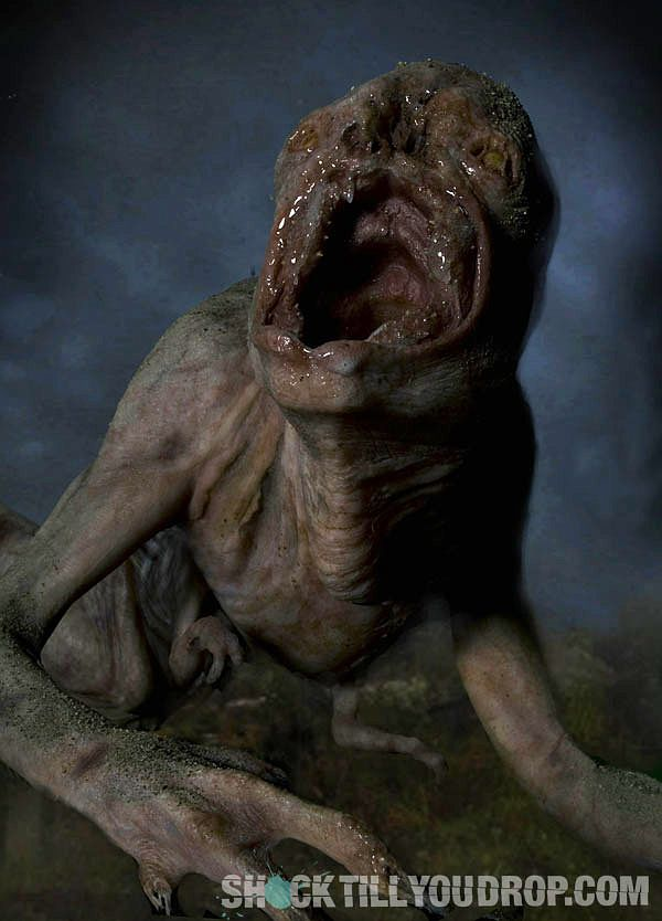 A Burrower From The Eponymous Underrated 2008 Film