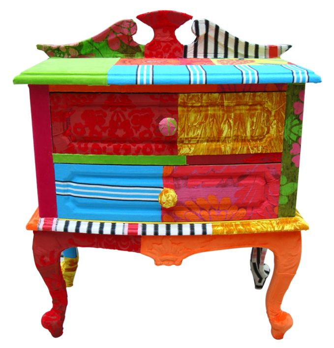 Funky Tables 89 best funky painted furniture images on pinterest | funky