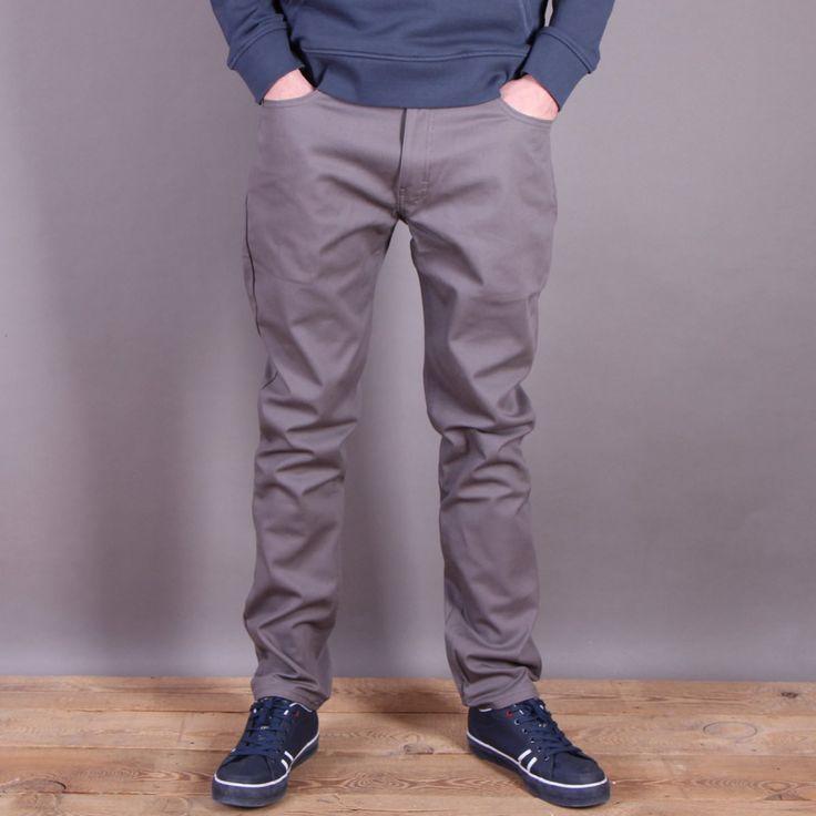 Szare spodnie Dickies WP810 Slim Skinny / www.brandsplanet.pl / #dickies streetwear