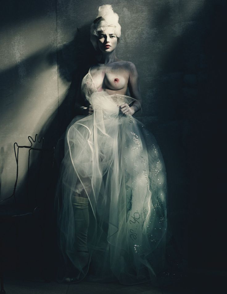 'Painted Lady' Kate Moss by Paolo Roversi, W magazing, Spring 2015.