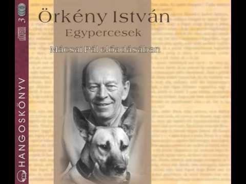 Örkény István: Egypercesek Mácsai Pál előadásában (hangoskönyv) Az utols...